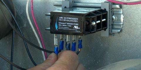 NoSparc MHXAC Install